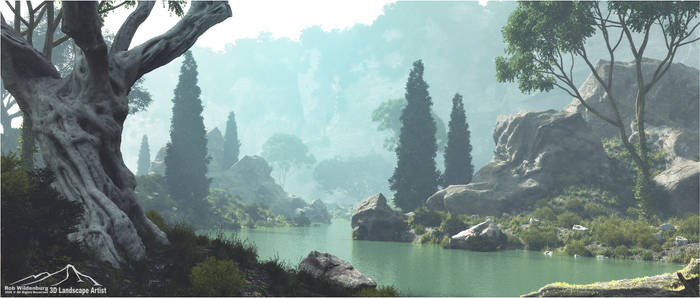 Green Water Valley