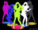 The Misfits: neon shadow