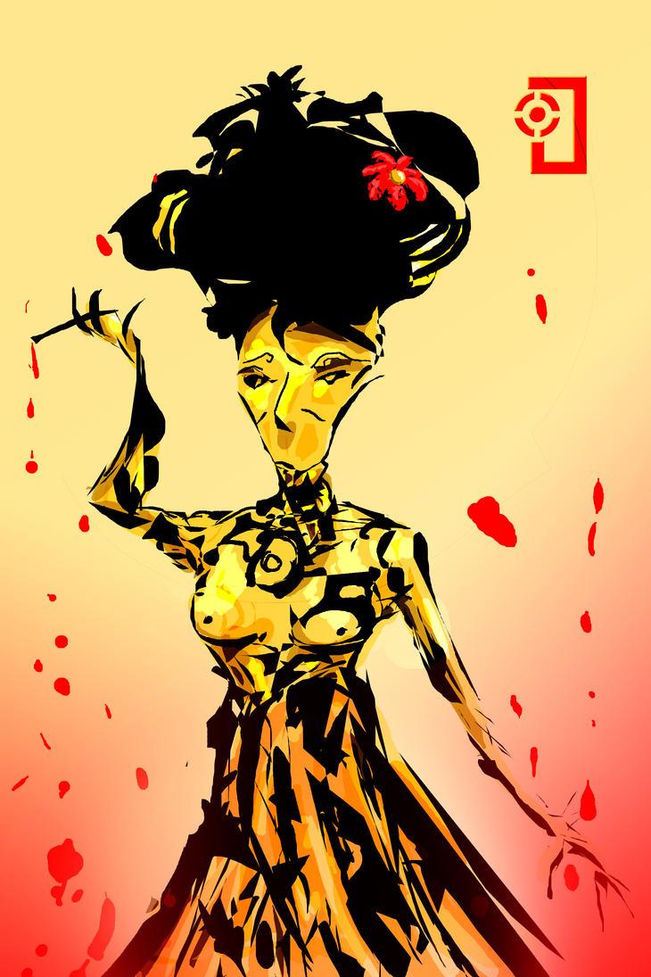 Rose by Ojanassassin