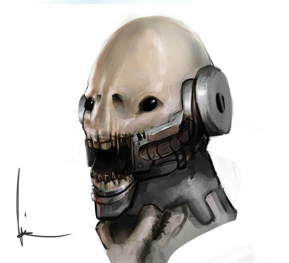 dexol head by Ojanassassin