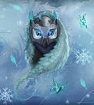 Ana Amari snow owl