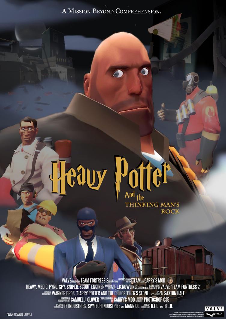 Heavy Potter by Samngliv