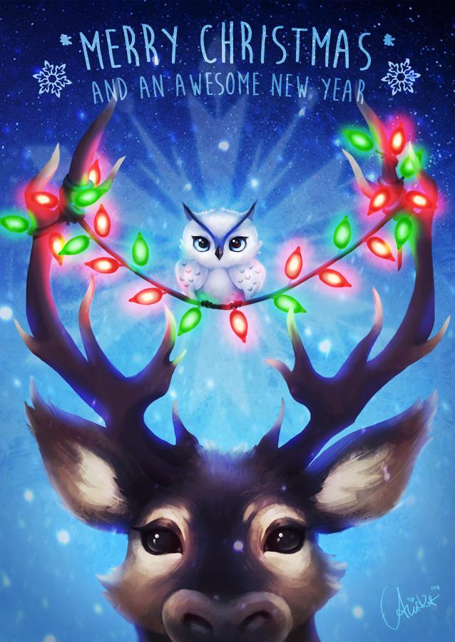 Merry Christmas by Ah-NEE-koh