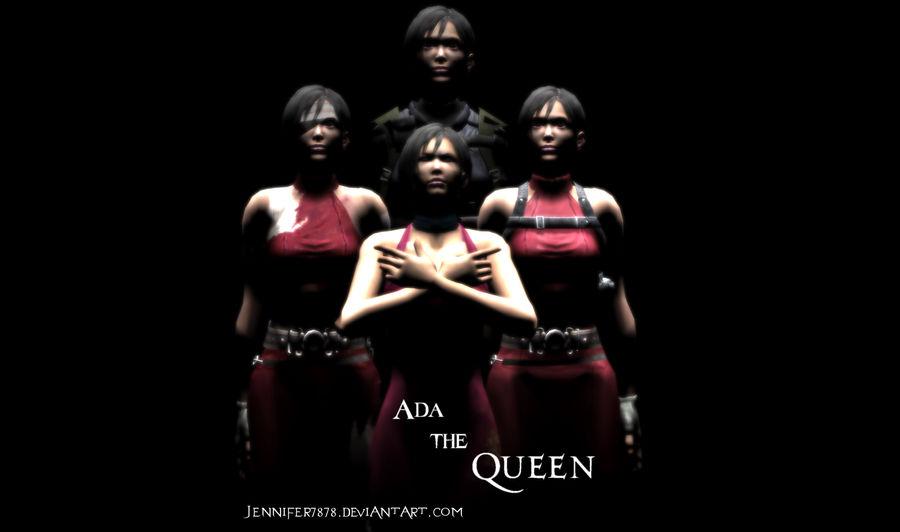 Ada , the Queen