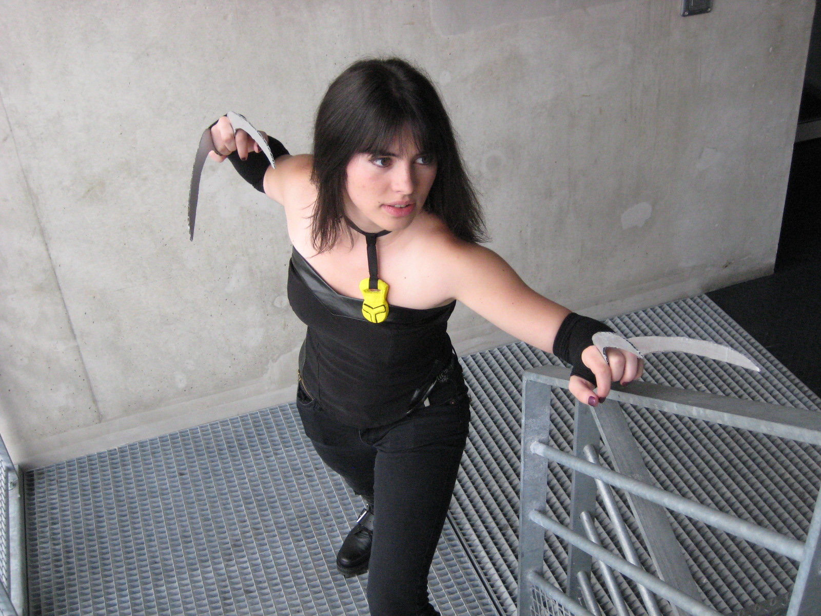 Cosplay X-23 #6 by jennifer7878 on DeviantArt X 23 Cosplay Wallpaper