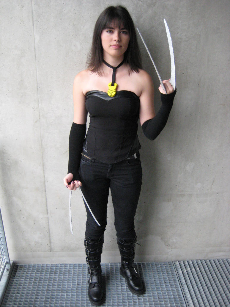 Cosplay X-23 #8 by jennifer7878 on DeviantArt X 23 Cosplay Wallpaper