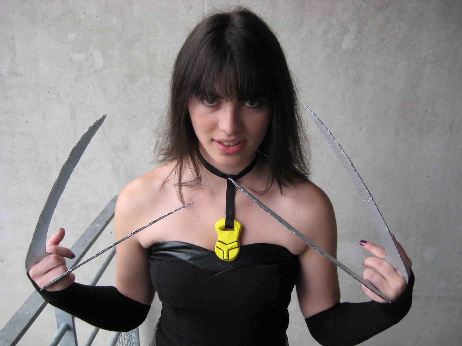 Cosplay X-23 #10 by jennifer7878 on DeviantArt X 23 Cosplay Wallpaper