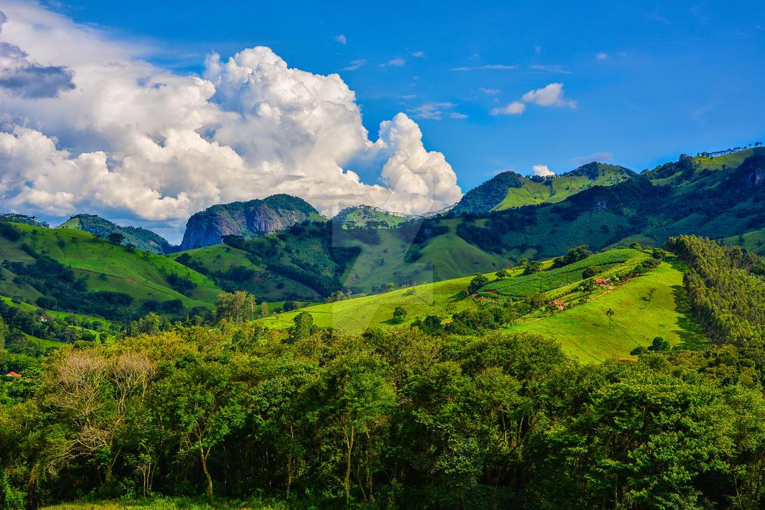 Landscape Goncalves 4 by ewertonlima
