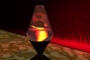 Lava lamp by Shi-Kage