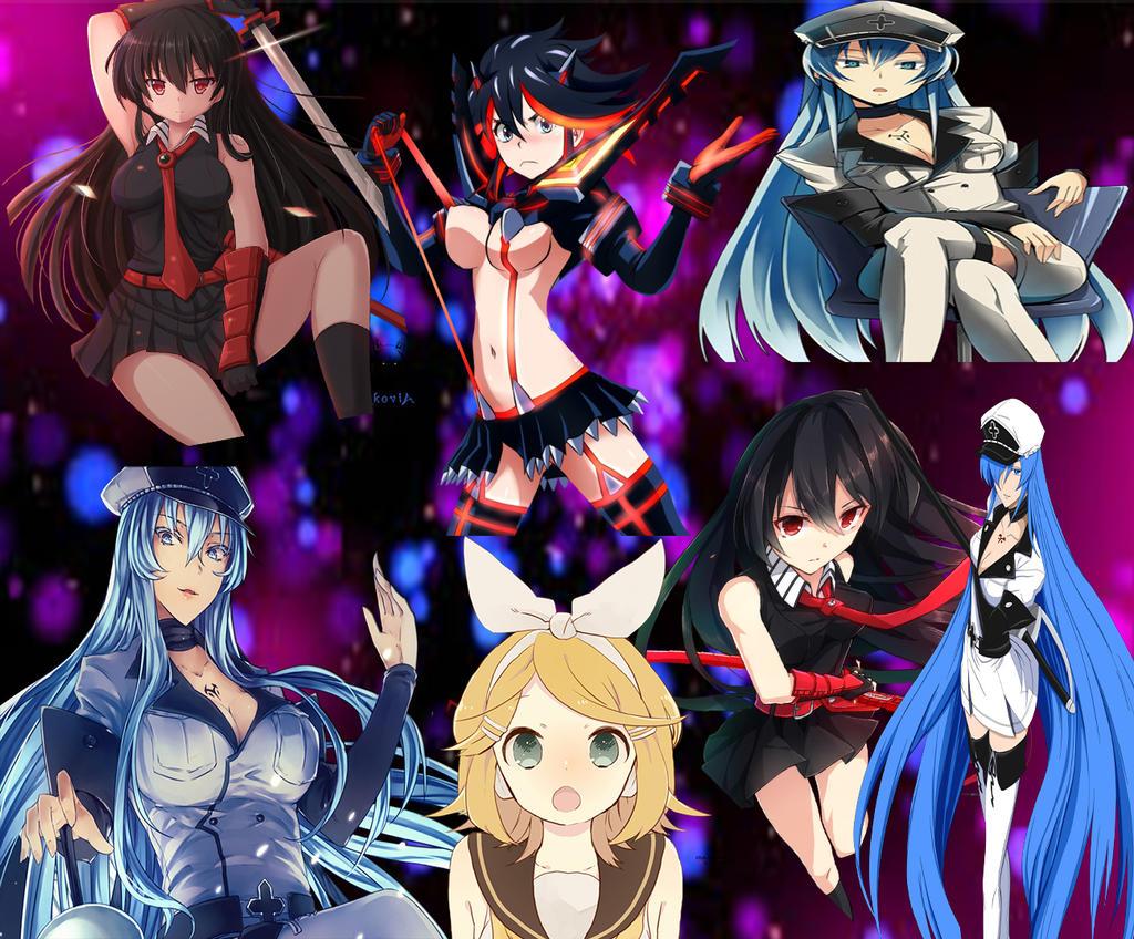 anime wallpaper tribute by djlindsay on DeviantArt