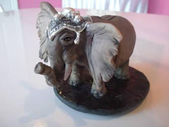 Edible Elephant Side by Scrat-Riker
