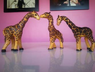 Edible Giraffe
