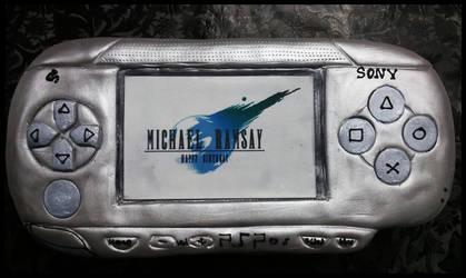 PSP Cake by Scrat-Riker