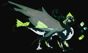 Forest Spirit Dragon Thing - OPEN