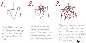 Tuto - How to draw your zoot