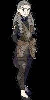 Team Aegis Leader - Artemis