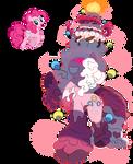 Gigantamax Pinkie Pie