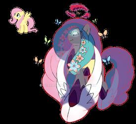 Gigantamax Fluttershy