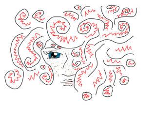 Medusa by LilietBorodina
