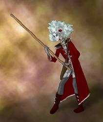 Rei Morgana - regular outfit