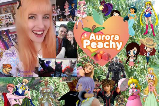 AuroraPeachy Collage 2019