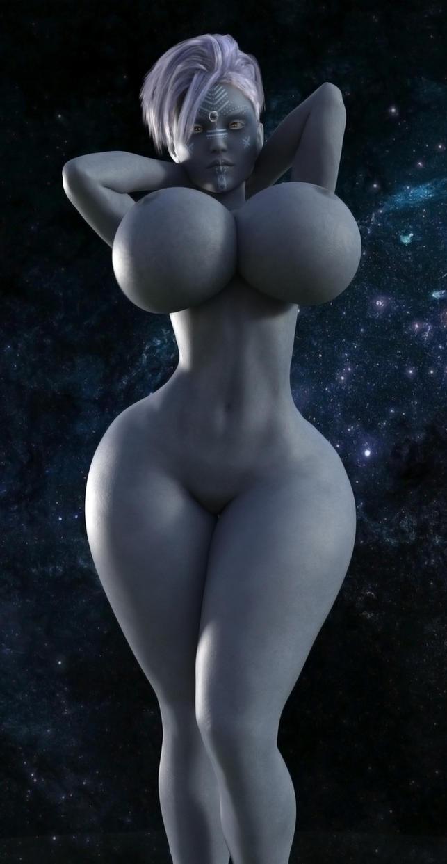 Goddess by EndlessRain0110