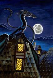 Nightmare Dragon by Giric