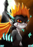 Maniacal Midna by DrManiacal