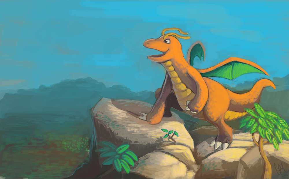 Dragonite By DrManiacal On DeviantArt
