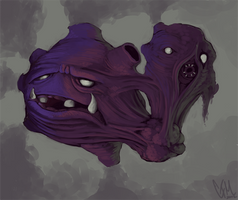Weezing by DrManiacal