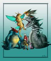 Twitch Plays Pokemon - Crystal by DrManiacal