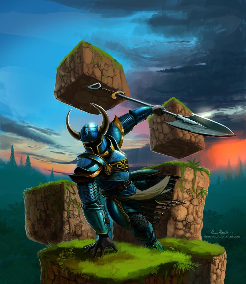 Steel Thy Shovel! by DrManiacal