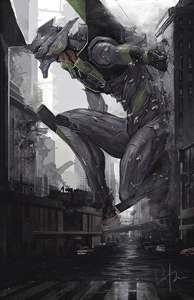 Eva Unit 1