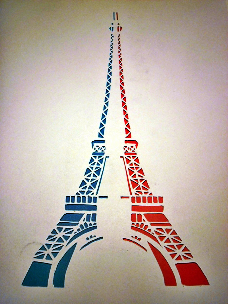 Eiffel Tower by incatern