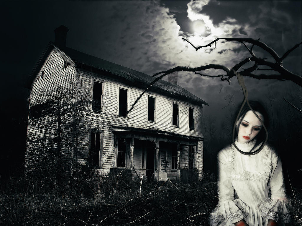 Haunted (Contest Entry -1) by ASR-KKG