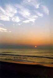 LBI Sunrise by Kbing