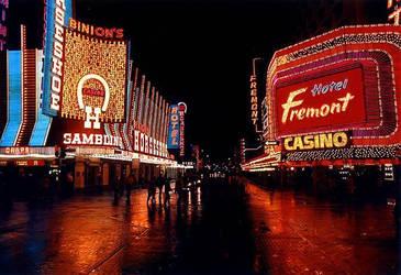 Las Vegas by Kbing