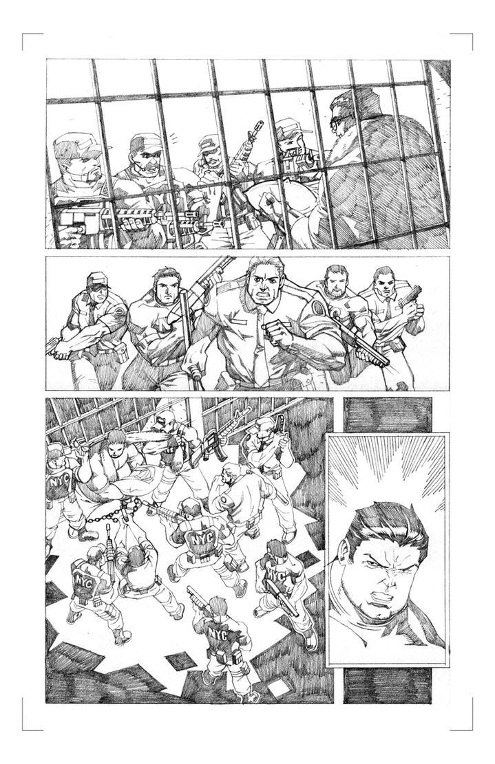 Lucious comics