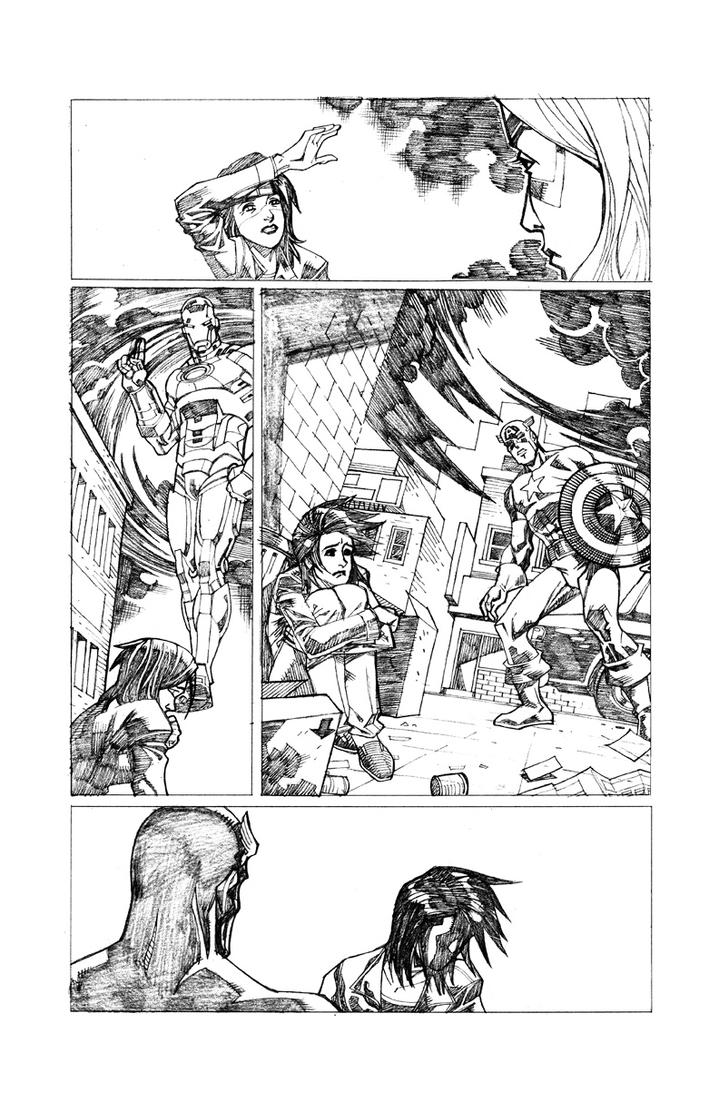 Ms Marvel 01 Page 16 by pipin
