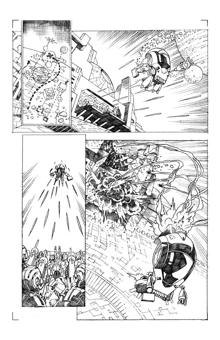 Rocket Raccoon Sample Page 04 by pipin