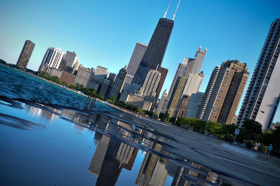 Fotografije glavnih gradova sveta - Page 2 Lakefront_Chicago_by_wkuh