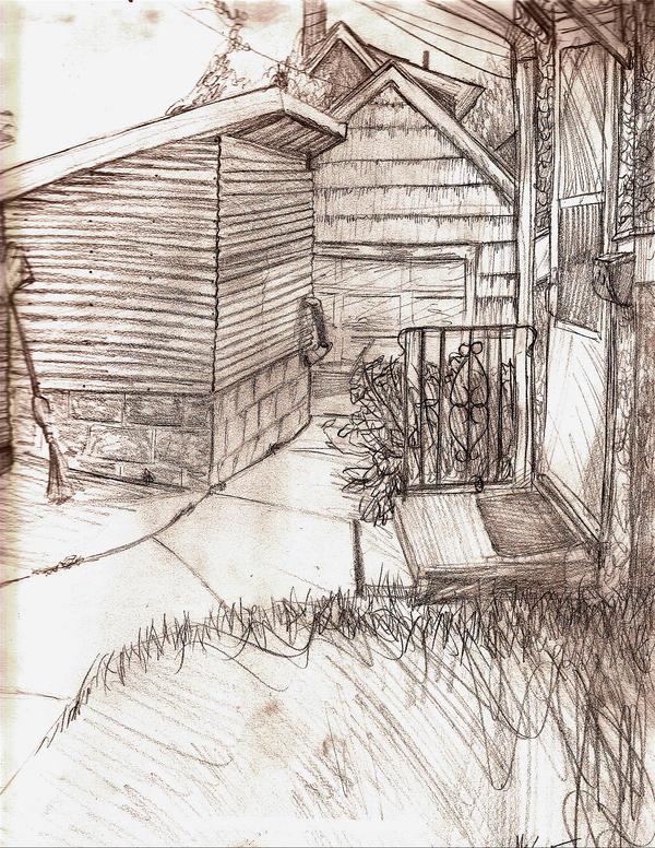 Backyard by ZestySama