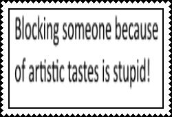Taste stamp by ProxyMandrill90000