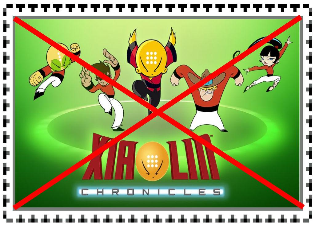 Anti-Xiaolin Chronicles