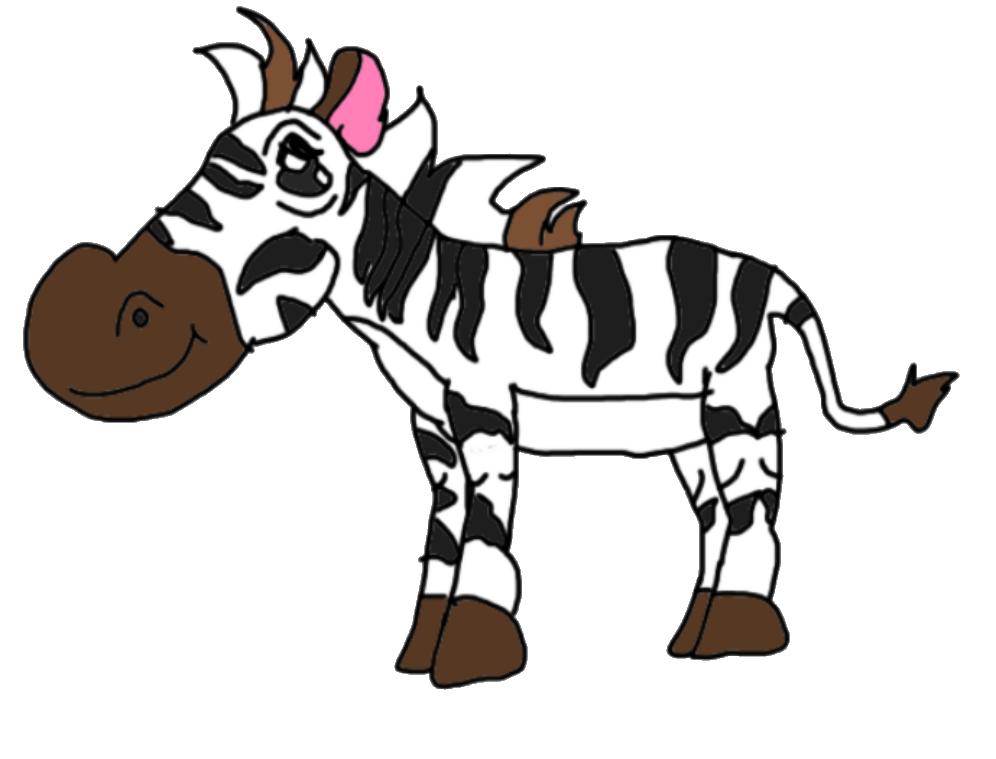 Grevy's Zebra by KallyToonsStudios