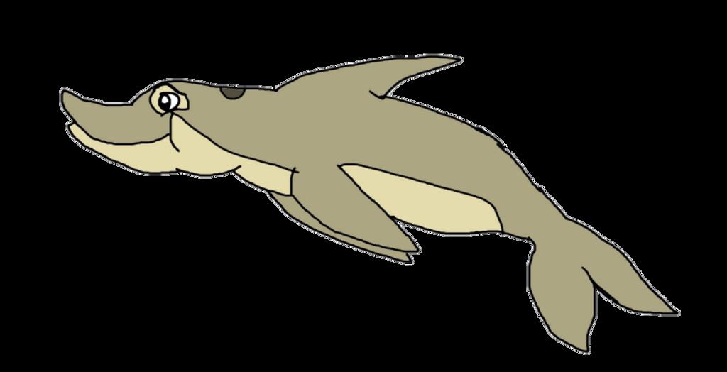 Jellielandian Sand Dolphin by KallyToonsStudios