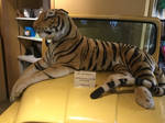 Giant Tiger Plush 1