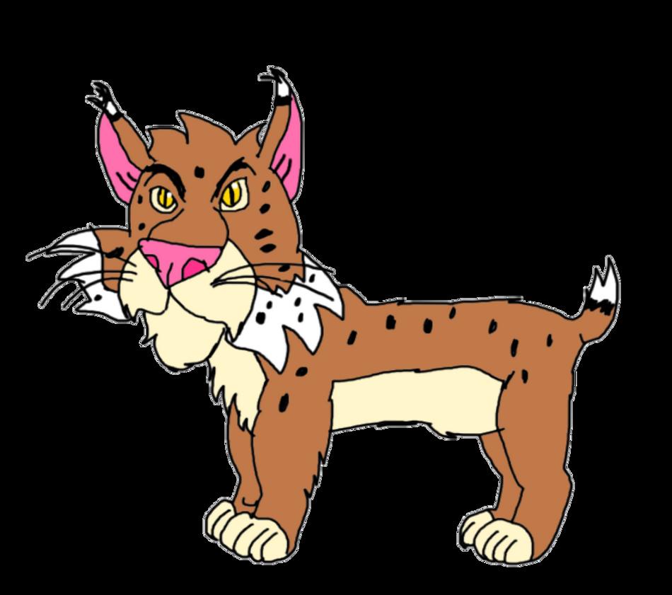 Random Lynx by KallyToonsStudios