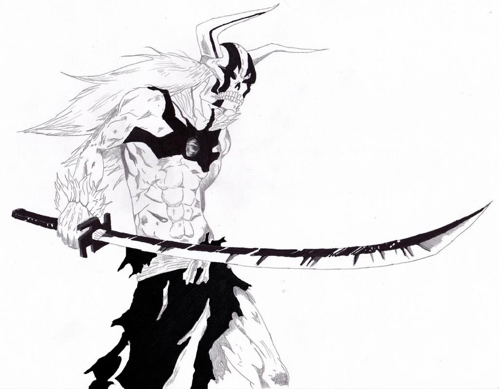 Ichigo, Hollow By Fearlesssniper On DeviantArt