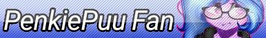PenkiePuu Fan Button by KittyBelli24